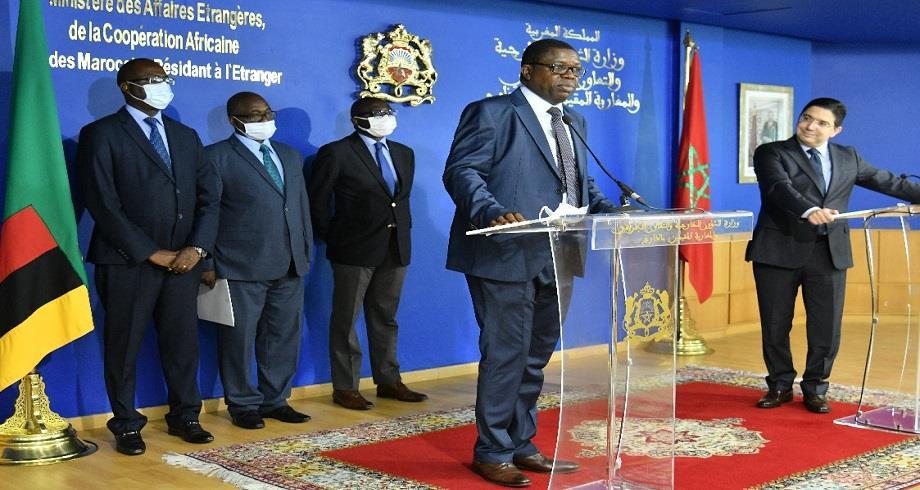 Joseph Malanji dément les informations sur le retrait du consulat zambien de Laâyoune