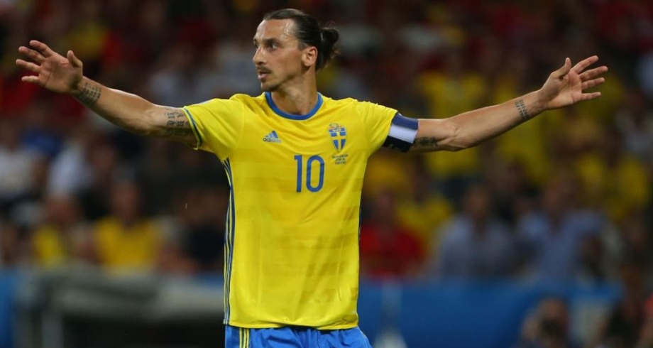Ibrahimovic de retour en équipe nationale de Suède
