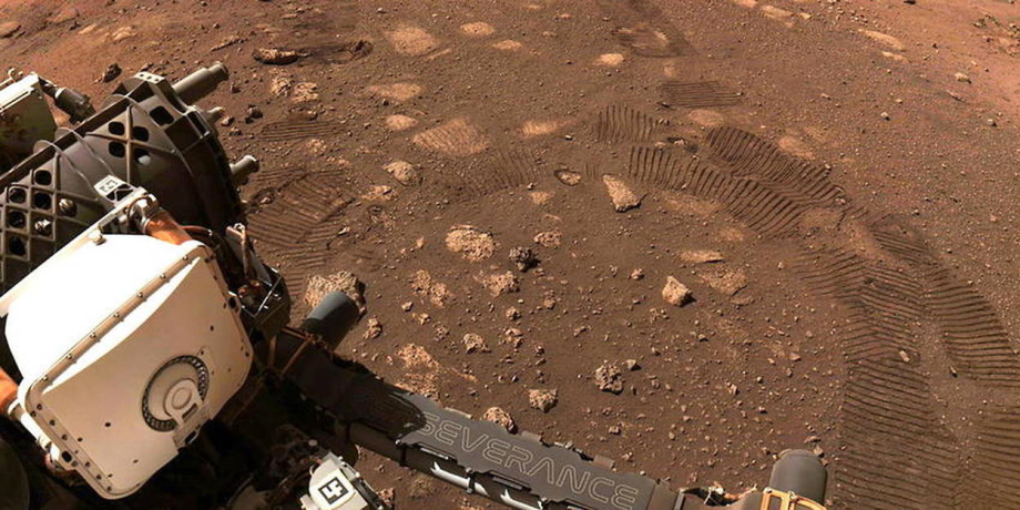 Le rover Perseverance réussit sa première sortie sur Mars