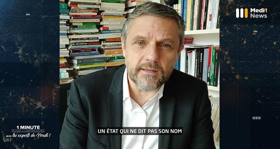 """""""Un Etat qui ne dit pas son nom"""" : 1 minute pour comprendre avec Pierre Boussel"""