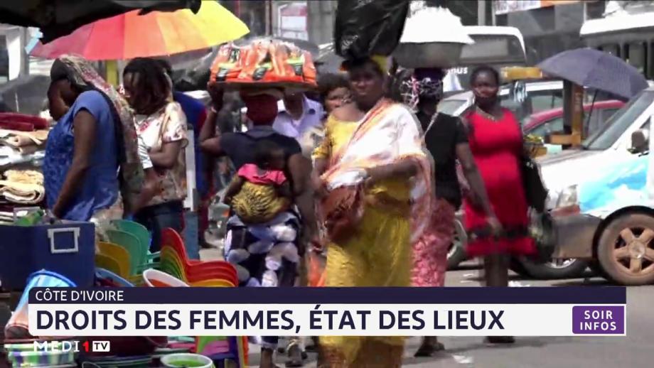 Côte d'Ivoire: droits des femmes, état des lieux