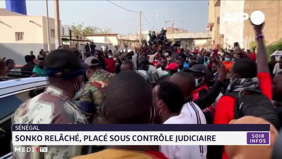 Sénégal: Sonko relâché, placé sous contrôle judiciaire