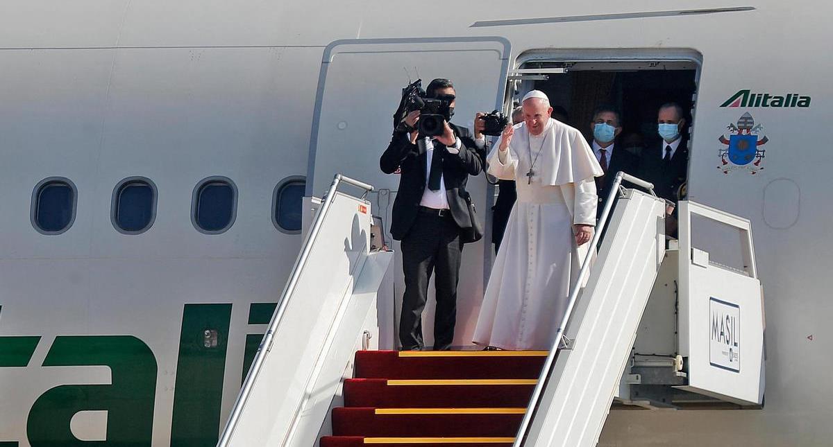 Visite du Pape en Slovaquie: seuls les fidèles vaccinés seront admis aux rassemblements