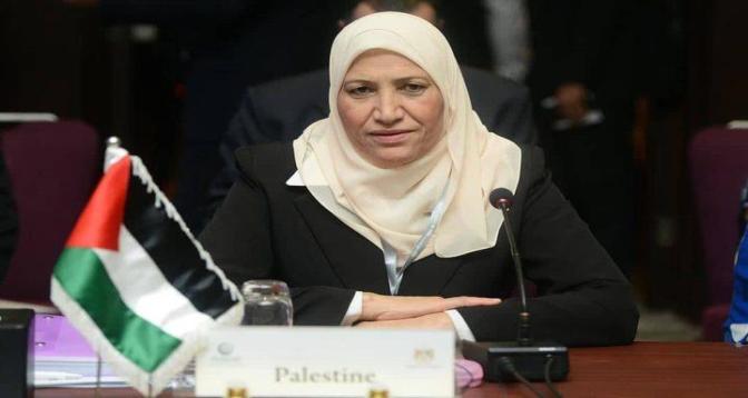 اليوم العالمي للمرأة: حوار خاص مع آمال حمد، وزيرة شؤون المرأة الفلسطينية من رام الله