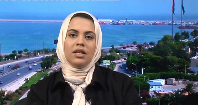 اليوم العالمي للمرأة: حوار خاص مع نهال الدهماني، الحقوقية والناشطة السياسية الليبية من طرابلس