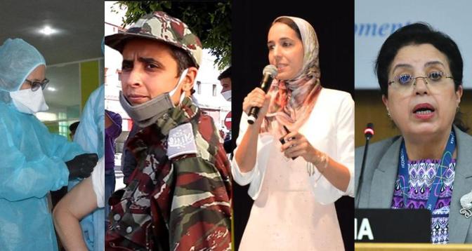 المرأة المغربية .. تألق في المحافل الدولية وحضور وازن في زمن الجائحة