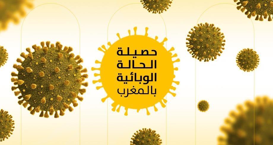 فيروس كورونا..الحصيلة اليومية للحالة الوبائية بالمغرب وتفاصيل عملية التلقيح