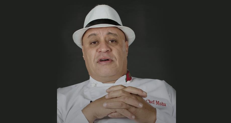 Portrait de Mohamed Fedal - Chef Moha, chef cuisinier marocain
