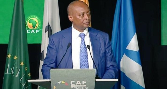 La CAF veut rendre le football africain plus compétitive et autosuffisant (Président)