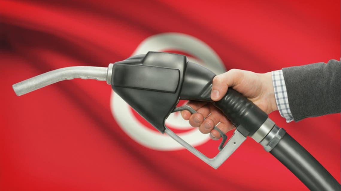 تونس ترفع أسعار الوقود فى مسعى لخفض العجز