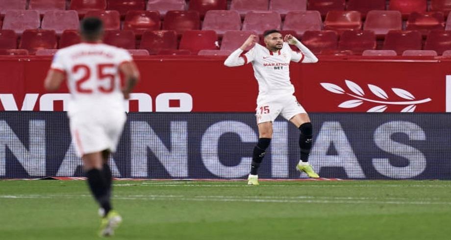 Liga: le Marocain En-Nesyri offre le derby au Séville contre Betis