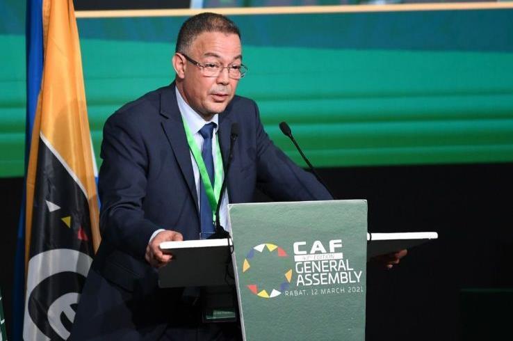 CAF: Fouzi Lekjaa reconduit à la tête de la Commission des finances