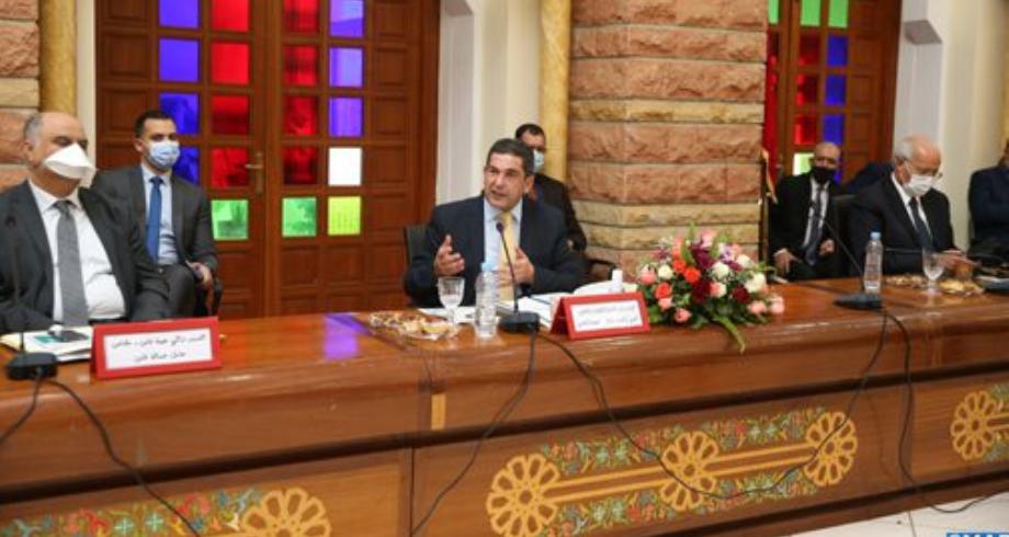 أمزازي يؤكد على دور الشركاء الجهويين والمحليين في تفعيل مشاريع إصلاح التعليم