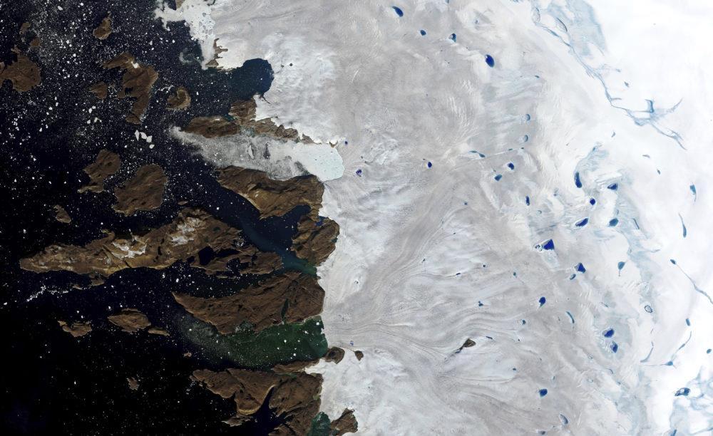 دراسة: غرينلاند كانت خالية من الجليد قبل مليون عام