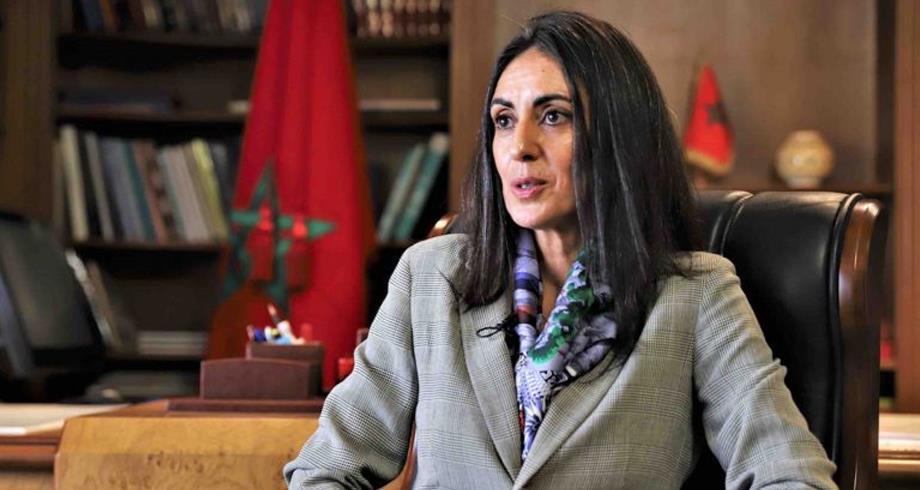 نادية فتاح العلوي: السياحة تمثل فرصة للاندماج المهني للشباب