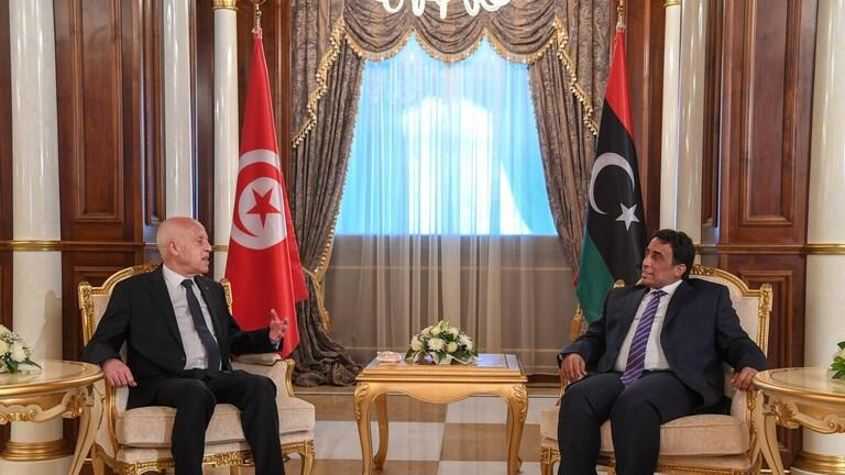 قيس سعيد في زيارة لليبيا...أثمرت مباحثات واتفاقيات