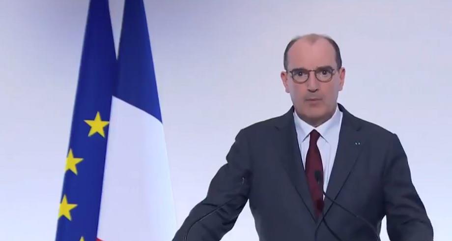 Covid-19 en France: un mois de confinement pour 16 départements