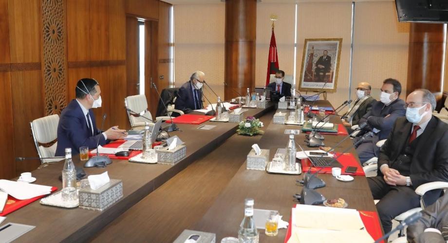رئيس الحكومة يترأس اجتماع اللجنة الوزارية لقيادة إصلاح المراكز الجهوية للاستثمار