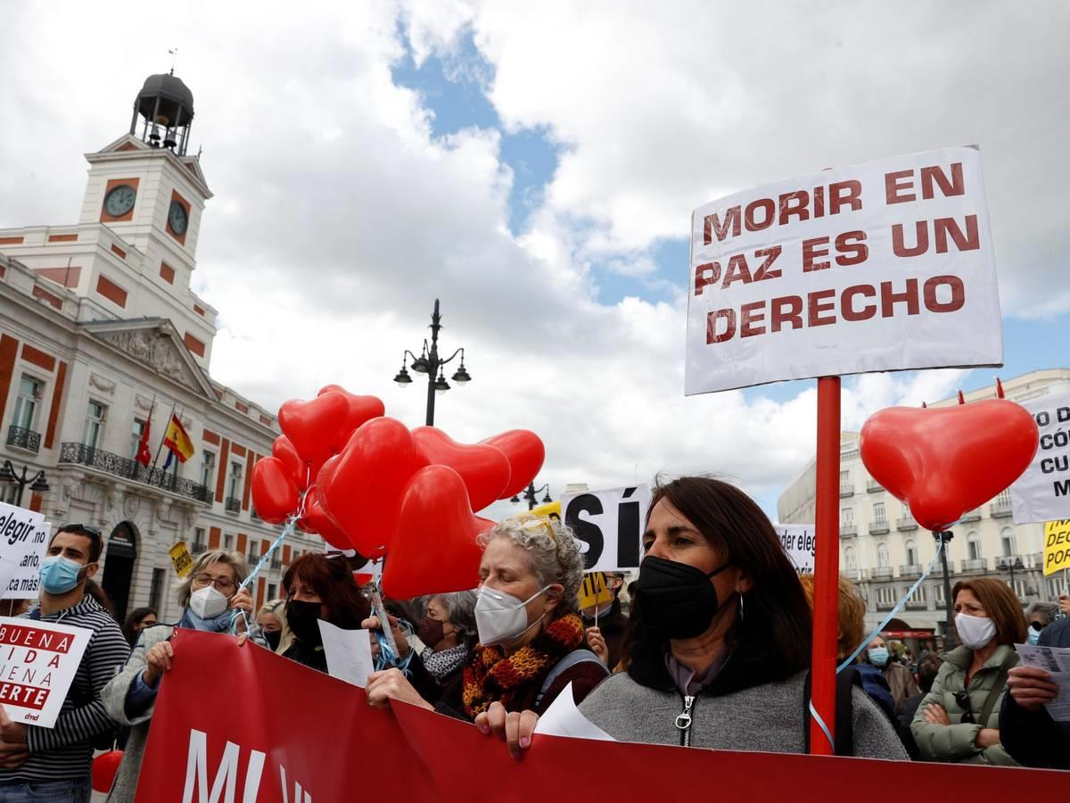 إسبانيا تُشرع القتل الرحيم