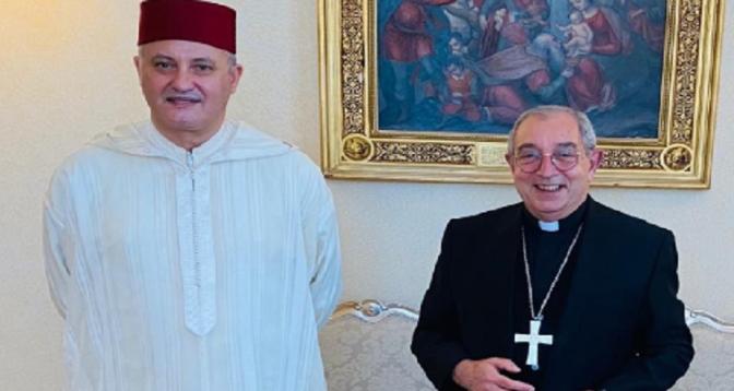 Dialogue interreligieux: le leadership du Roi Mohammed VI salué à Rome