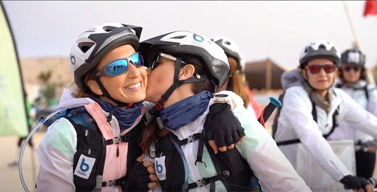 """Le duo """"Girls and roses"""" remporte la 7e édition de Sahraouiya"""