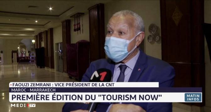 """Marrakech abrite la première édition du """"Tourism Now"""""""