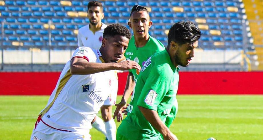 """Botola Pro D1 """"Inwi"""": Le Wydad remporte le derby casablancais face au Raja (2-0)"""