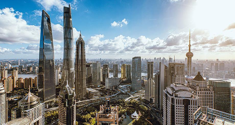 شنغهاي تحتل المرتبة الثالثة في أقوى المراكز المالية الدولية