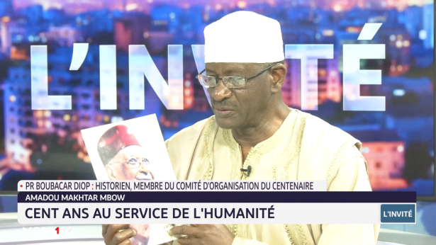 Amadou Makhtar Mbow, 100 ans au service de l'humanité
