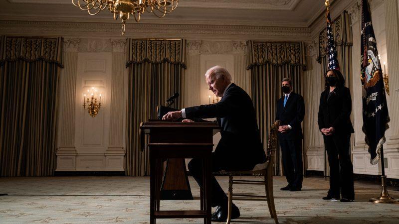 Le plan de relance américain : première victoire pour Joe Biden ?