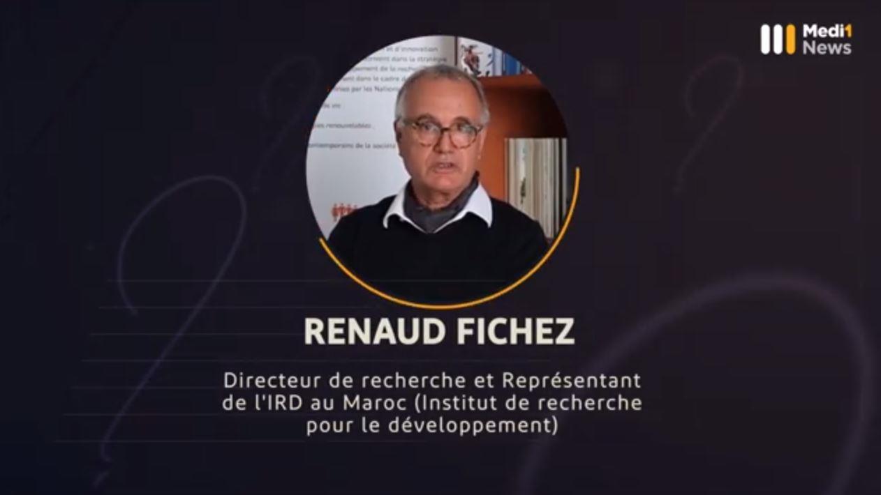 #Questions à Renaud Fichez, Directeur de recherche et Représentant de l'IRD au Maroc