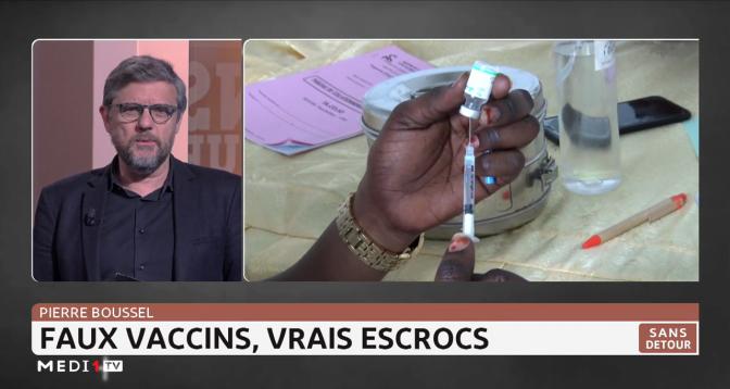 Sans détour > Faux vaccins, vrais escrocs