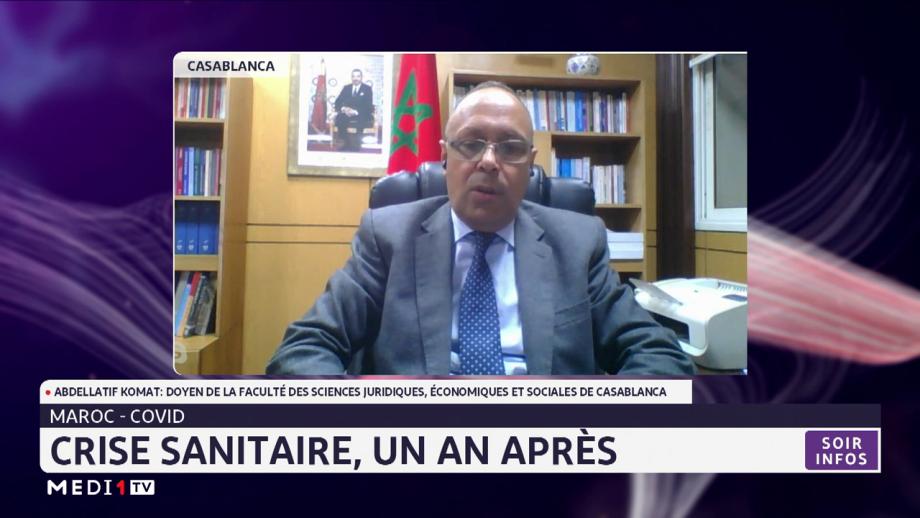 Maroc-Covid: Crise sanitaire, un an après