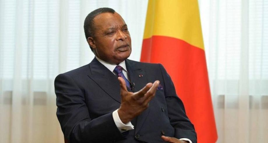 Congo-Brazzaville: Sassou N'Guesso investi pour un nouveau mandat de cinq ans