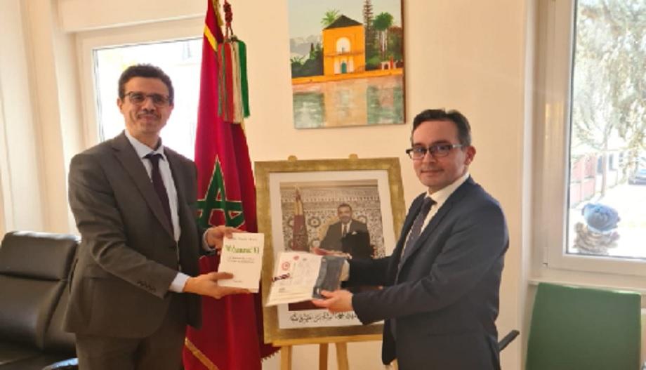 Député français: la reconnaissance européenne de la souveraineté du Maroc sur son Sahara ne tardera pas à venir