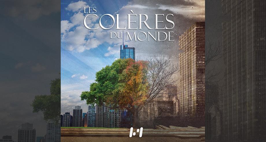 """Découvrez """"Les colères du monde"""", le podcast de Pierre Boussel"""
