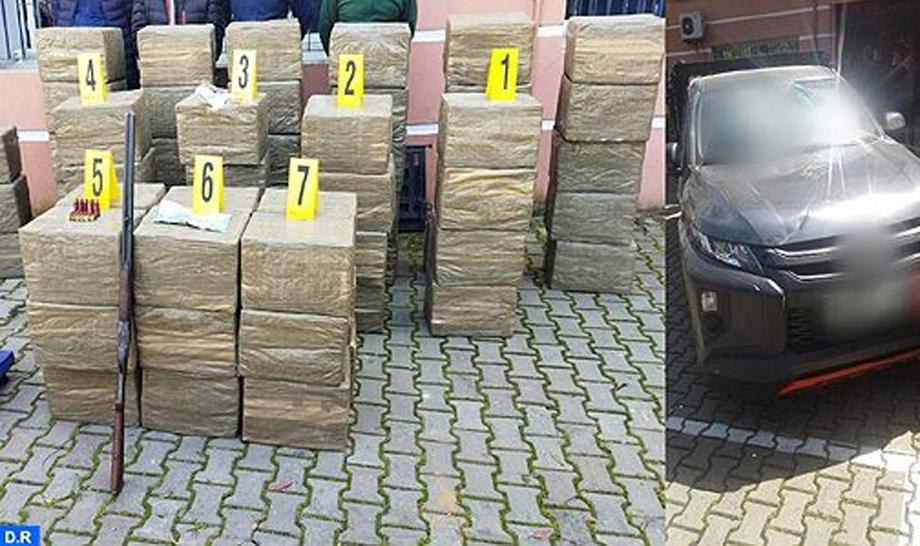 أمن القنيطرة يُفكك شبكة للتهريب الدولي للمخدرات ويحجز طنين و10 كلغ من الشيرا