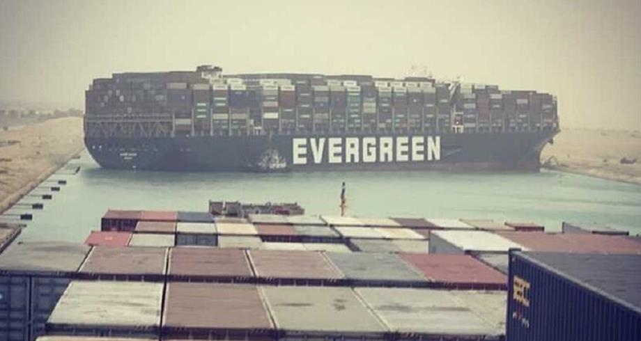 Blocage du canal de Suez: le propriétaire du navire espère un déblocage ce samedi