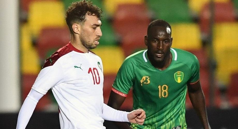 المنتخب المغربي يتعادل أمام نظيره الموريتاني
