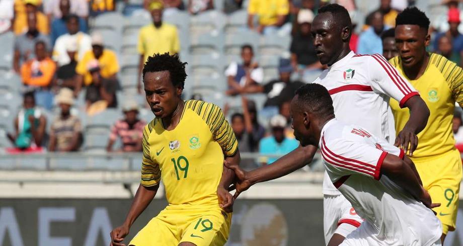 """السودان في النهائيات ومنتخب البافانا بافانا خارج """"الكان"""""""