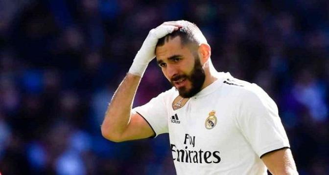 ريال مدريد: بنزيمة مصاب بفيروس كورونا