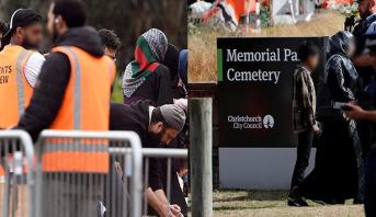 اعتداء نيوزيلندا الإرهابي.. وفاة أم أردنية حضرت لجنازة ابنها