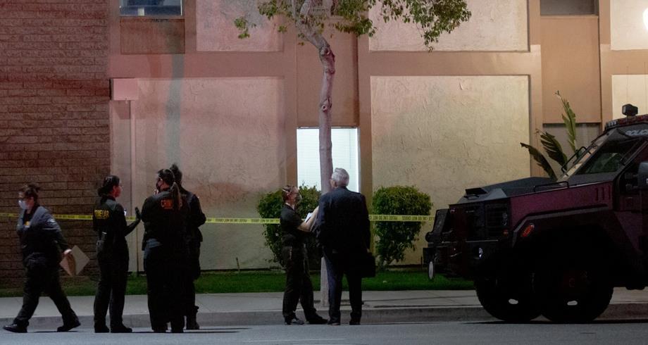 أربعة قتلى من بينهم طفل في إطلاق نار في كاليفورنيا