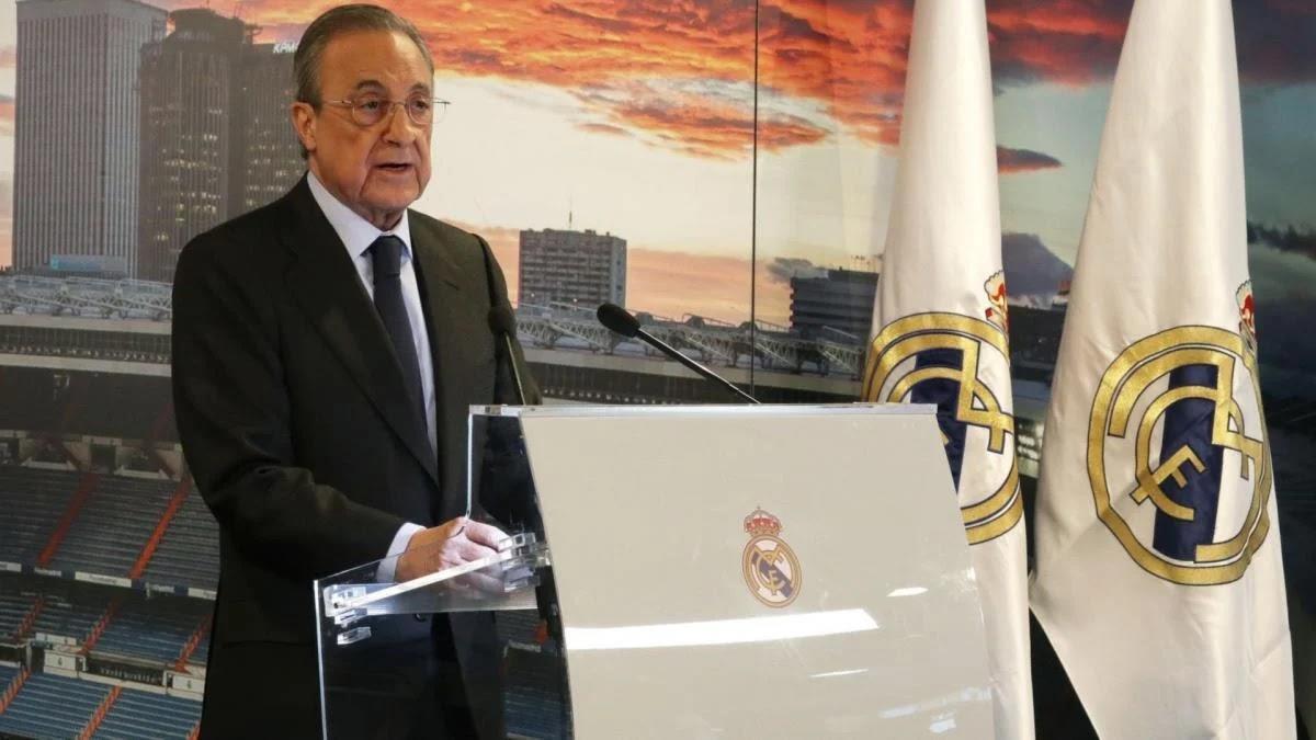 رئيس ريال مدريد يدعو إلى انتخابات جديدة في النادي