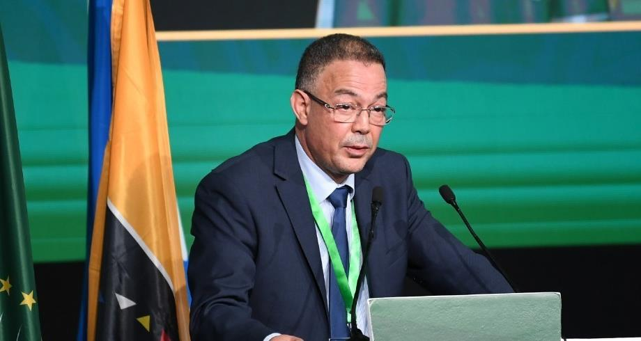 فوزي لقجع يستمر رئيسا للجنة المالية بالكاف