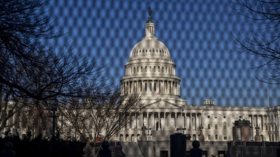 USA: le Capitole bouclé à cause d'une menace à l'extérieur du bâtiment