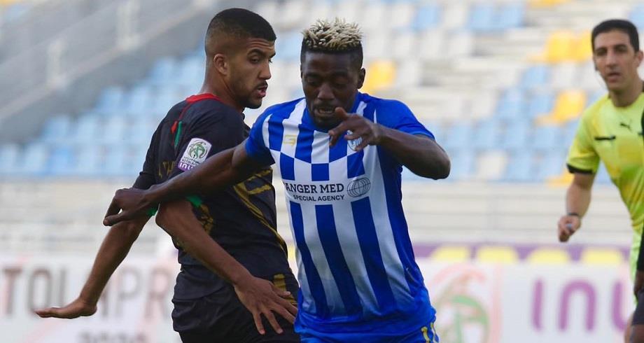 Botola Pro D1: l'Ittihad de Tanger s'incline à domicile face à l'AS FAR