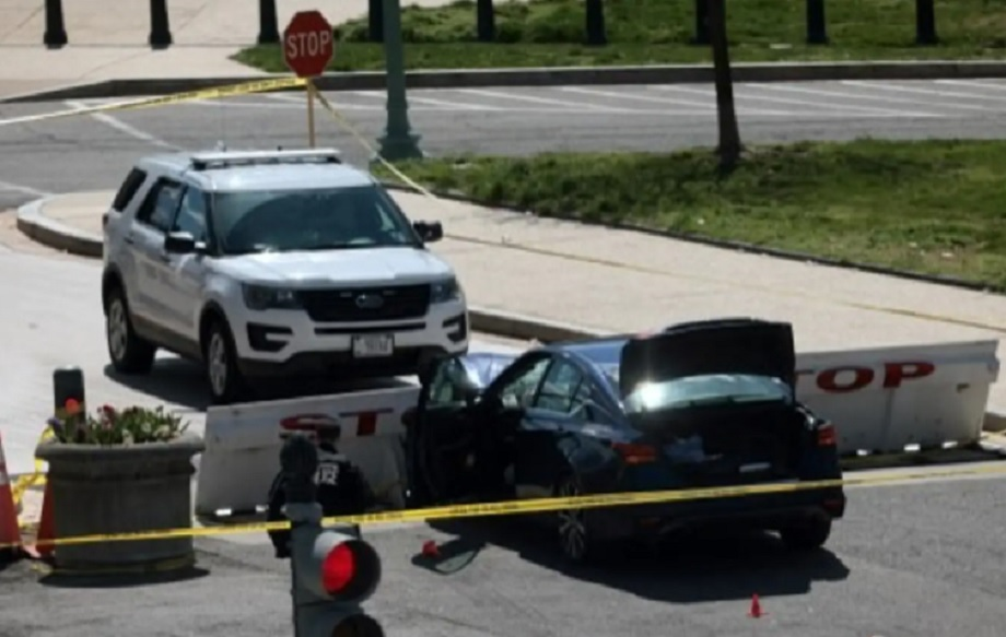 Attaque du Capitole: un policier tué, le suspect abattu