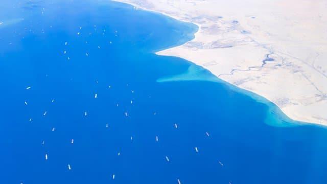 Canal de Suez : Fin de l'embouteillage géant