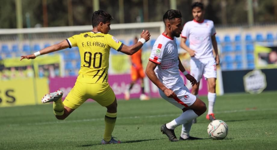 التعادل يحسم مواجهة المغرب الفاسي والفتح الرياضي